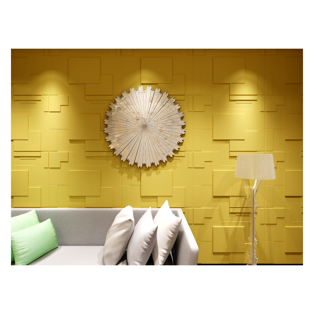 Famous 3d Squares Decorative Wall Panels Crest - The Wall Art ...