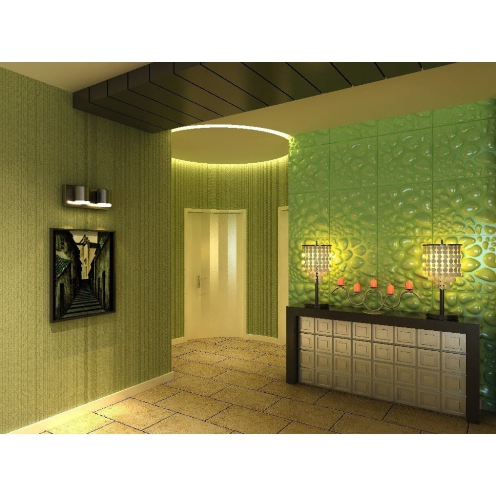 Contemporary Decorative Wall And Ceiling Panels Festooning - The ...