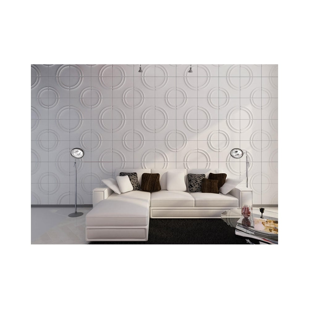 Natural Bamboo 3d Wall Panel Decorative Wall Ceiling Tiles Cladding Wallpaper Karstad