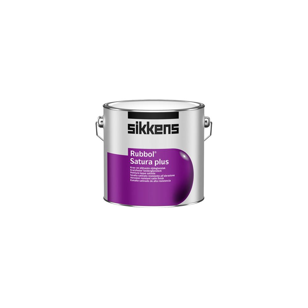 Sikkens Rubbol Satura Plus - Exterior Trim from Digital Isle Ltd UK